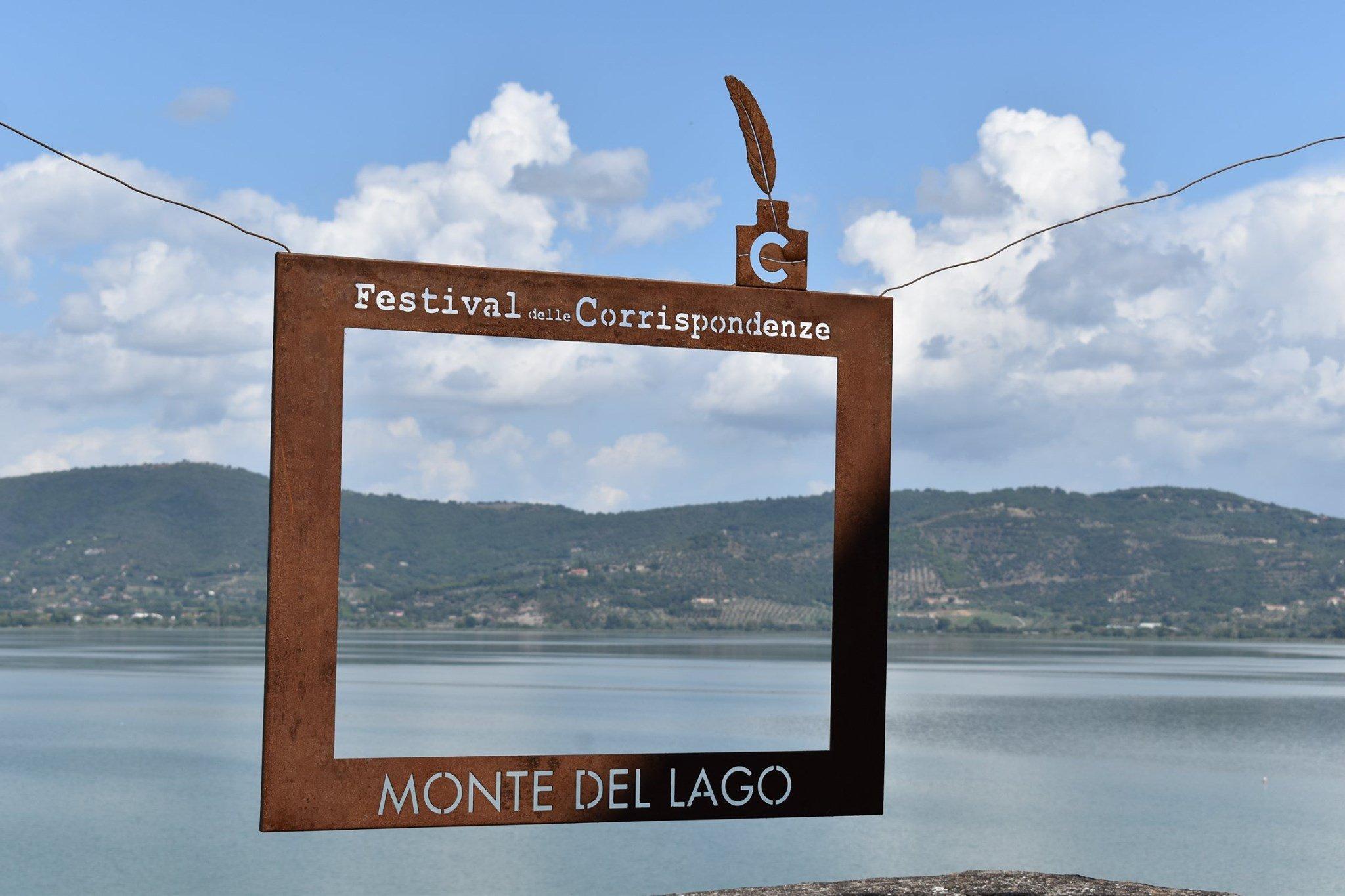 Torna il Festival delle Corrispondenze, dal 3 al 6 settembre a Monte del Lago