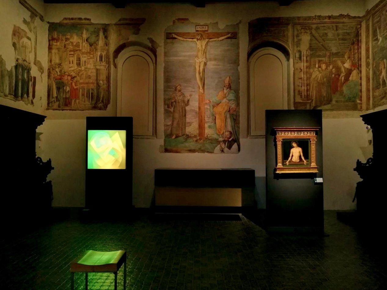 Cristo Morto in Pietà - Brian Eno
