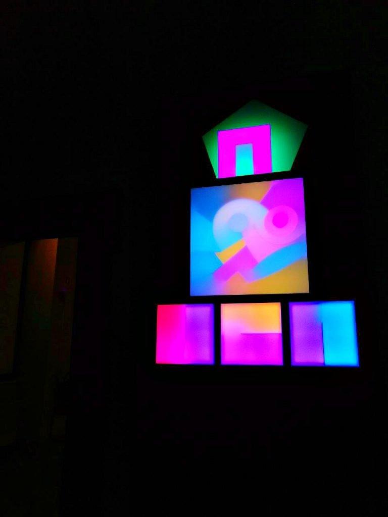 Reflected Brian Eno - polittico