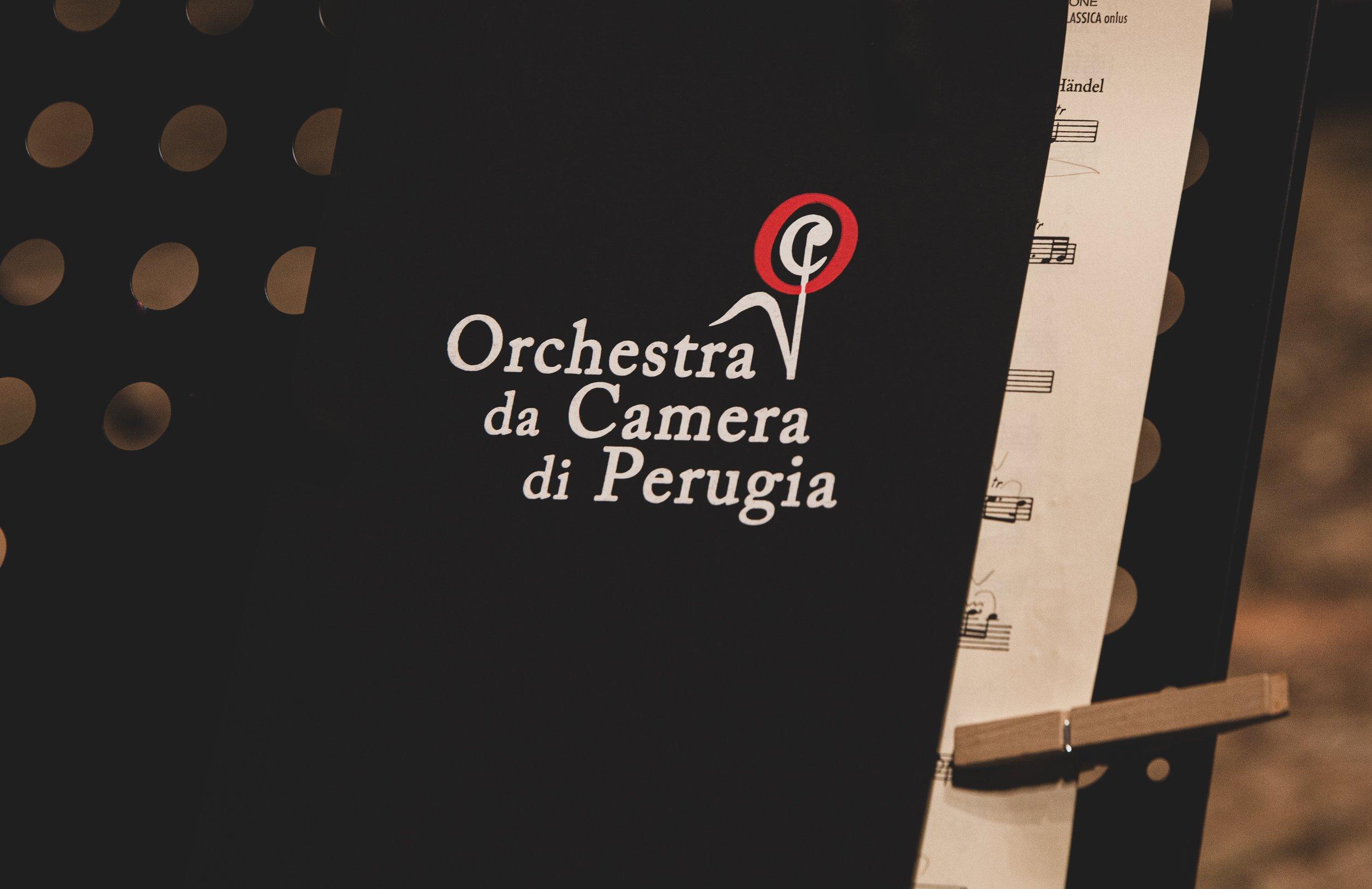 Sagra Musicale Umbra 2020 - orchestra da camera di Perugia