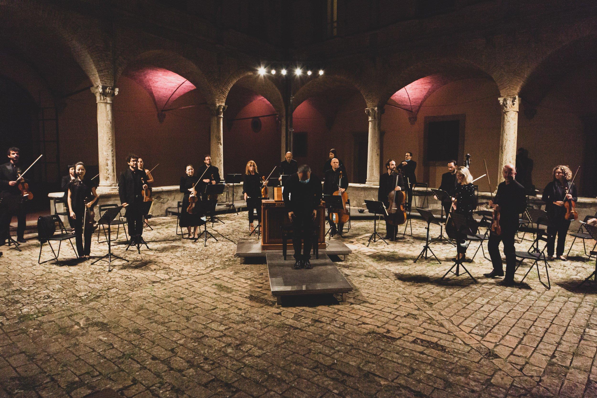 organo - Sagra Musicale Umbra