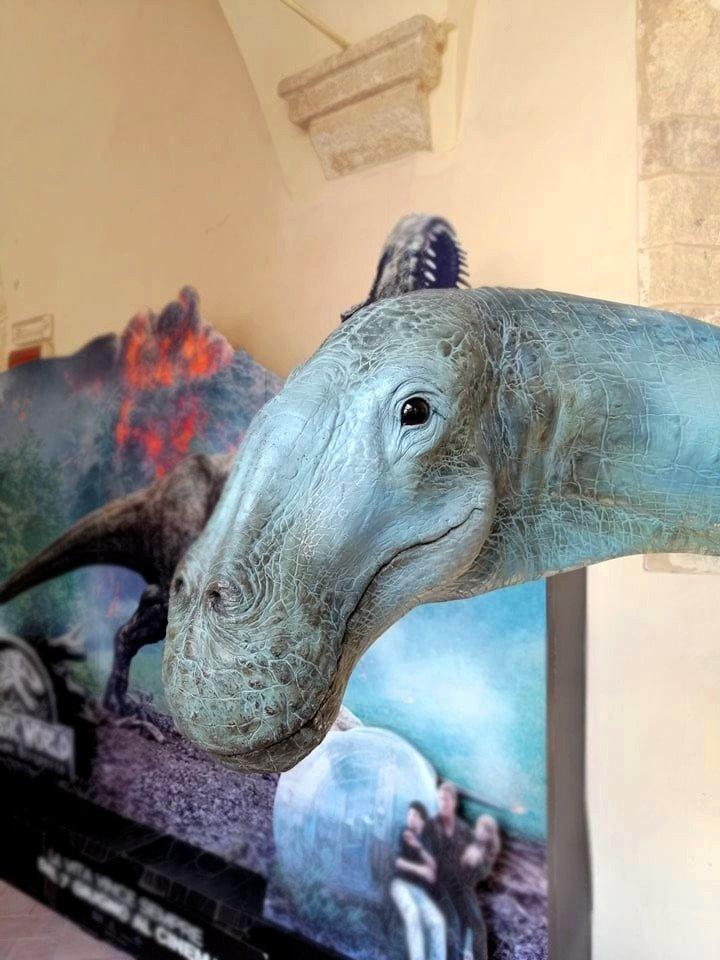brachiosauro - extinction
