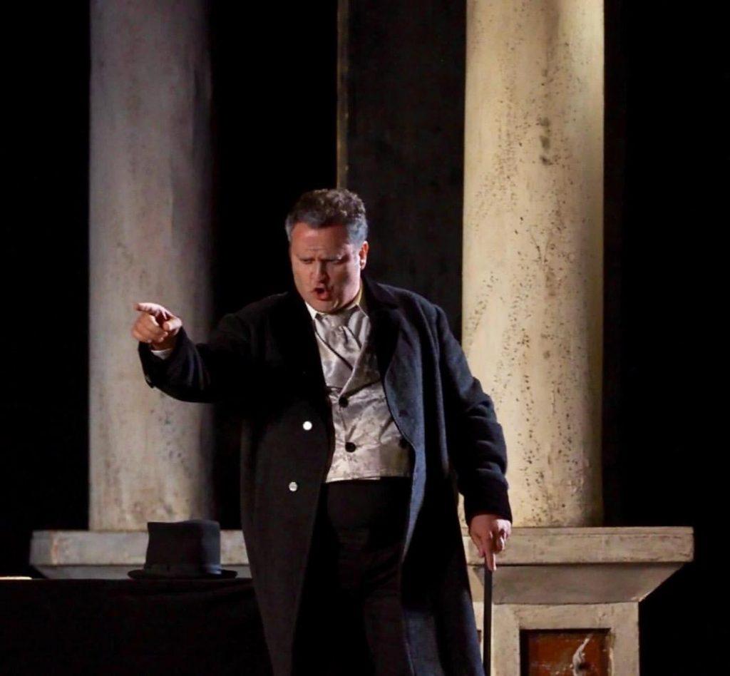 cantante lirico - Il tabarro - Opera Trasimeno
