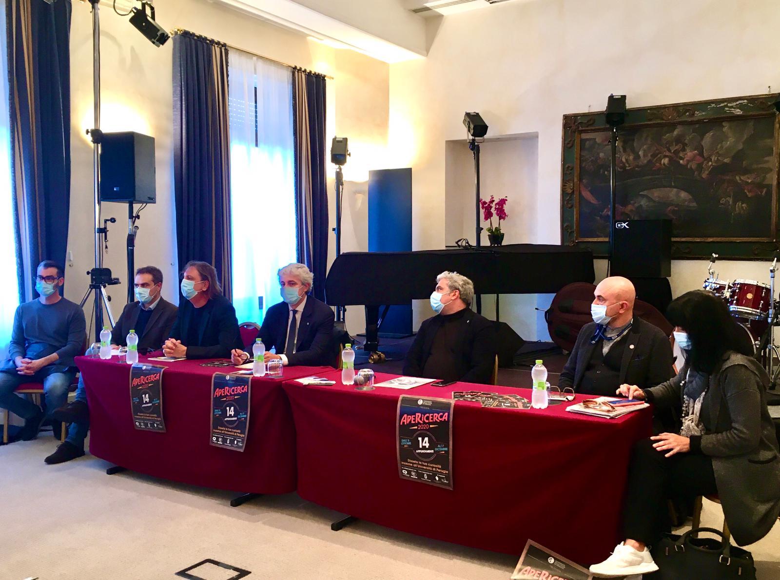 apericerca 2020 - conferenza stampa