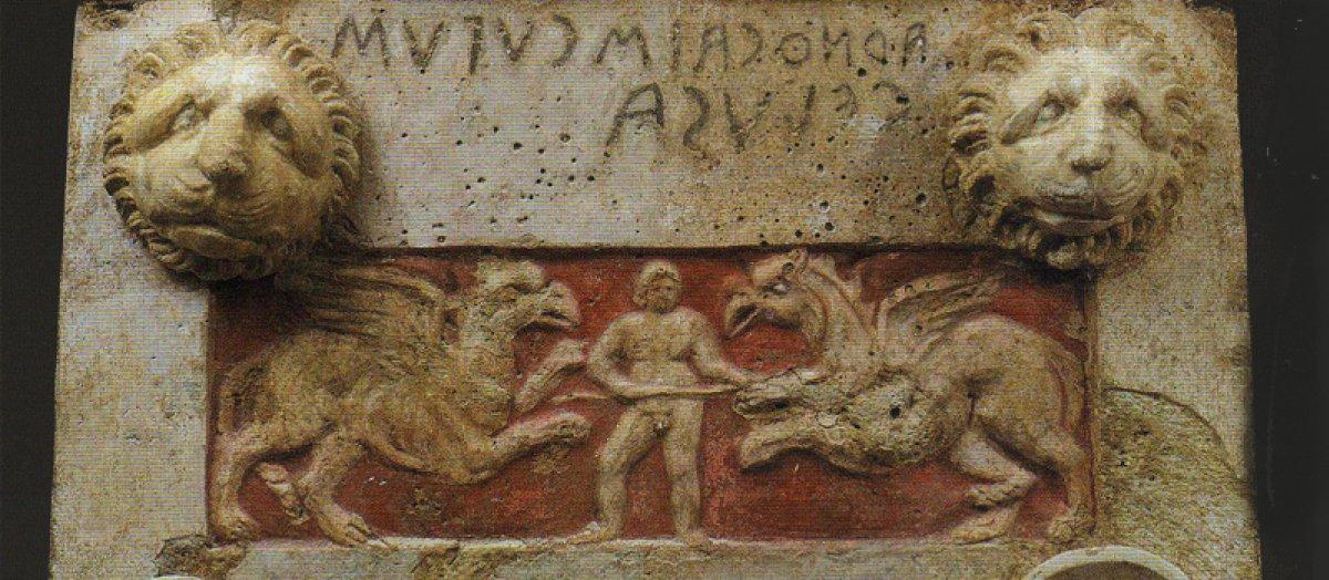 I grifi a Perugia: una storia antica.