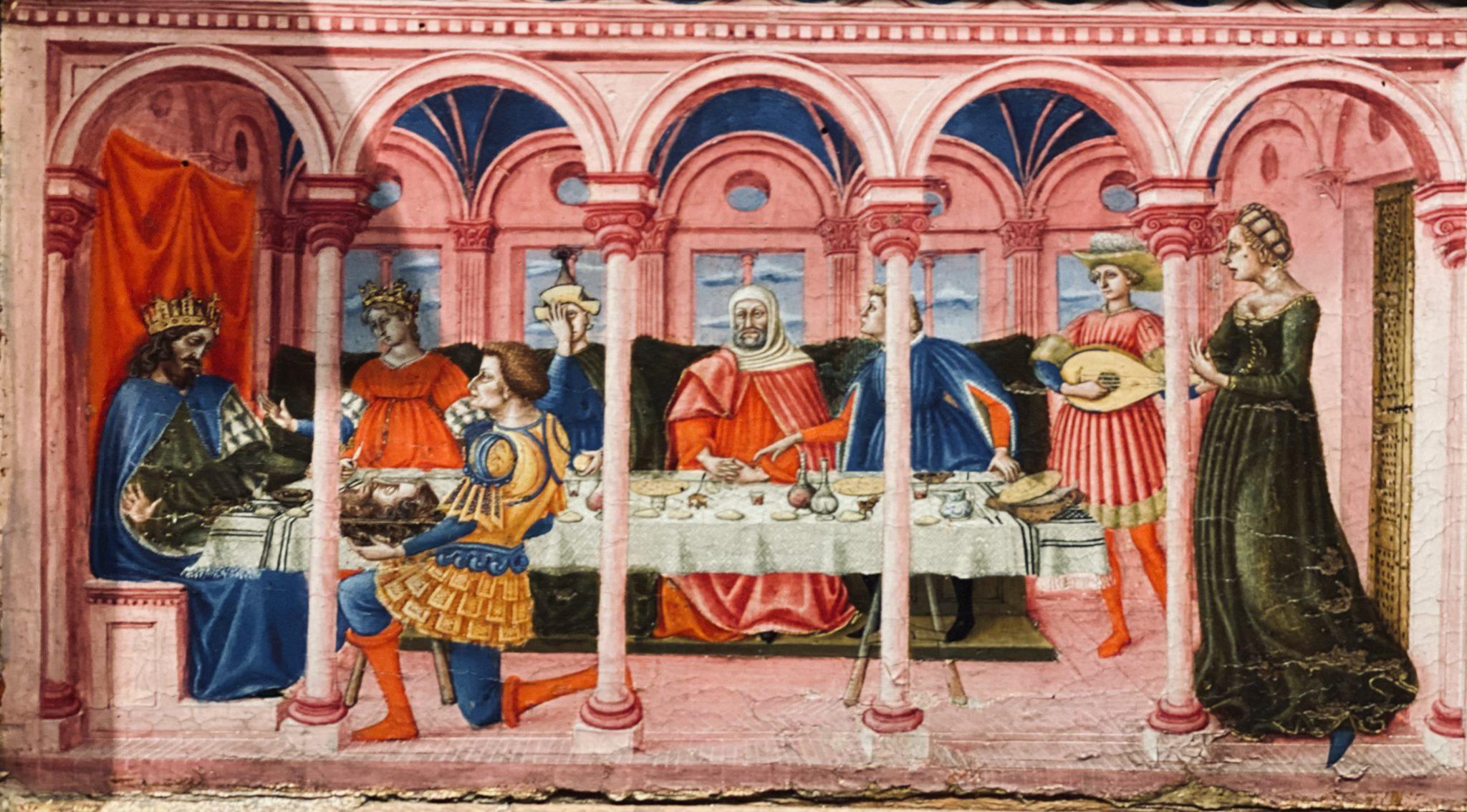 Galleria Nazionale dell'Umbria e le sue #VociallaRovescia