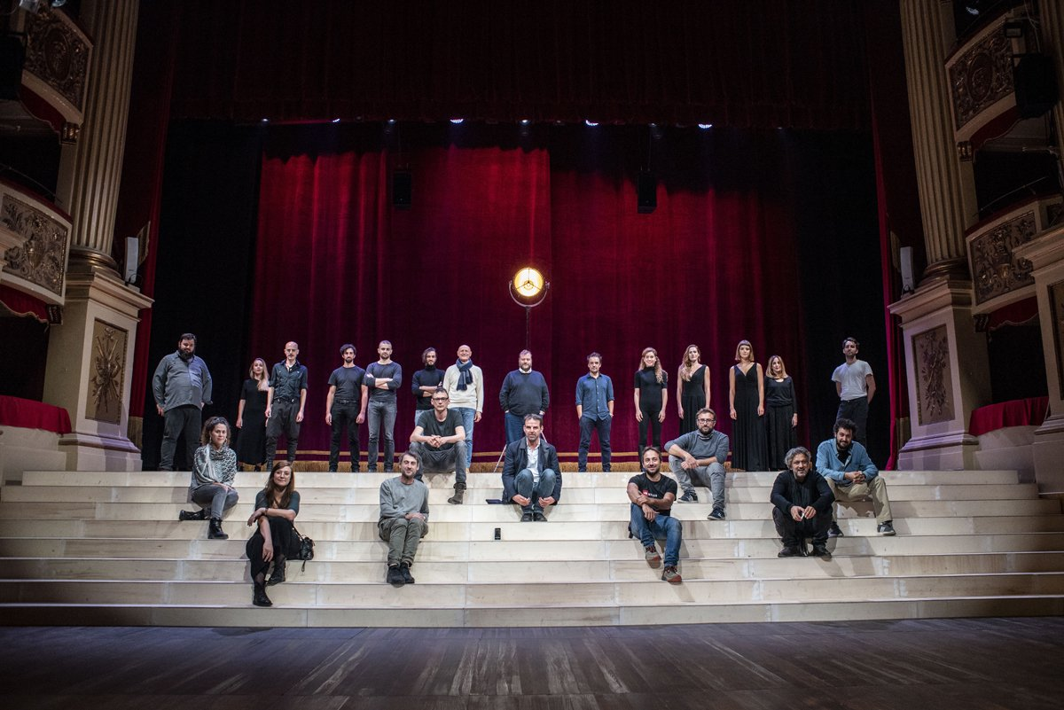 Guerra e Pace il 27 dicembre a Ricomincio da Rai Tre – Teatro Stabile dell'Umbria