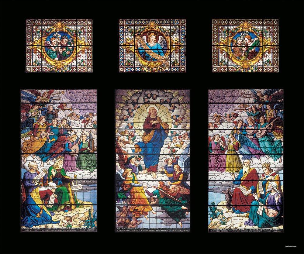 Abside della Basilica di S. M. degli Angeli