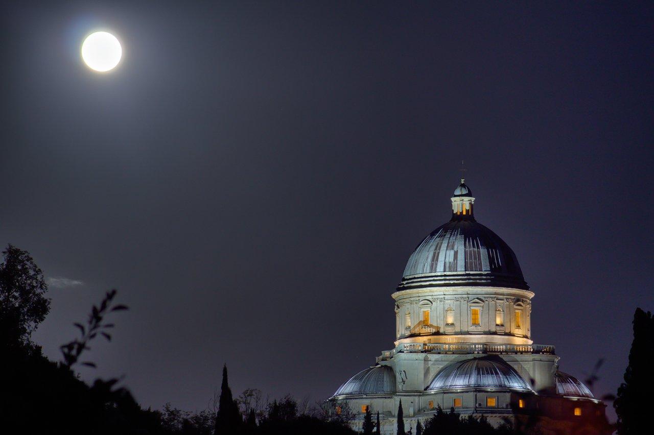 In ogni angolo di Umbria trovi un'eccellenza:  il Tempio della Consolazione di Todi