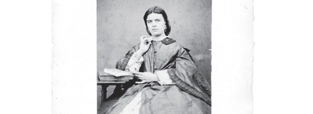 La poetessa Maria Alinda Bonacci Brunamonti raccontata da Maria Alinda Bonacci Brunamonti.