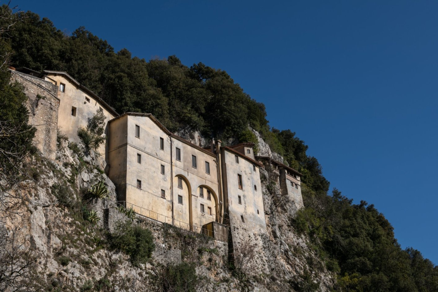 San Francesco, la Valle Santa e il primo presepe.