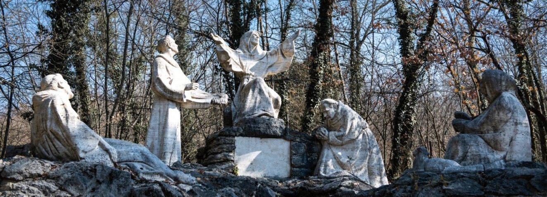 San Francesco e i luoghi del Cantico delle Creature