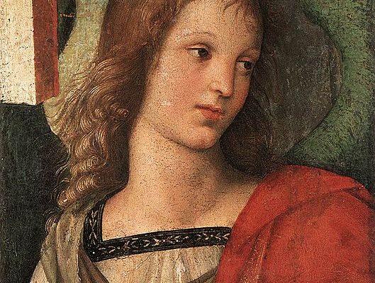 Brescia, Pinacoteca Tosio Martinengo: Raffaello, Angelo