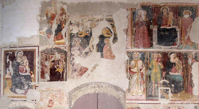 Un tesoro nascosto a metà strada tra Perugia e Assisi: la piccola chiesa della Madonna della Villa