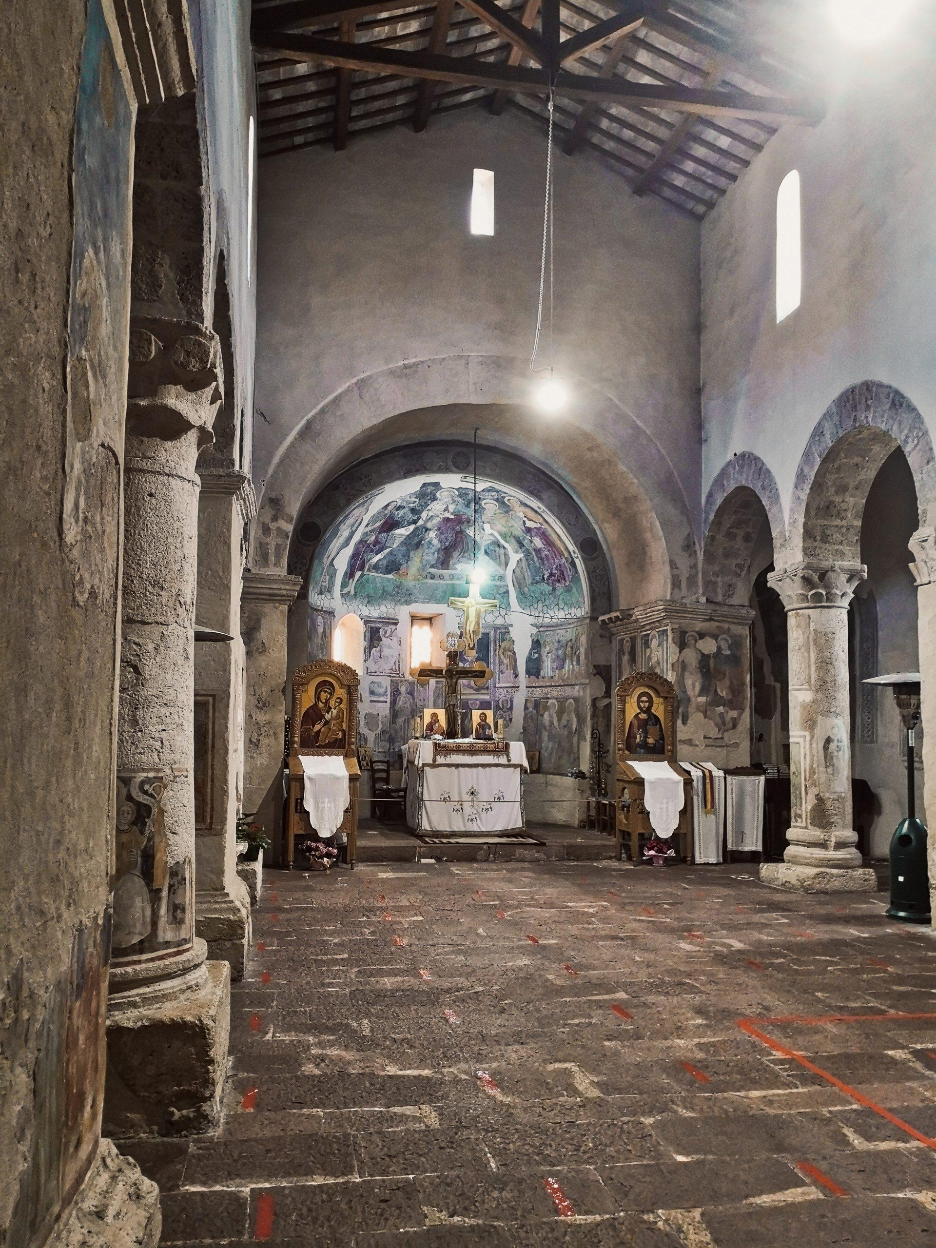 Sant'Alò: tra classicità e cavalieri di Malta