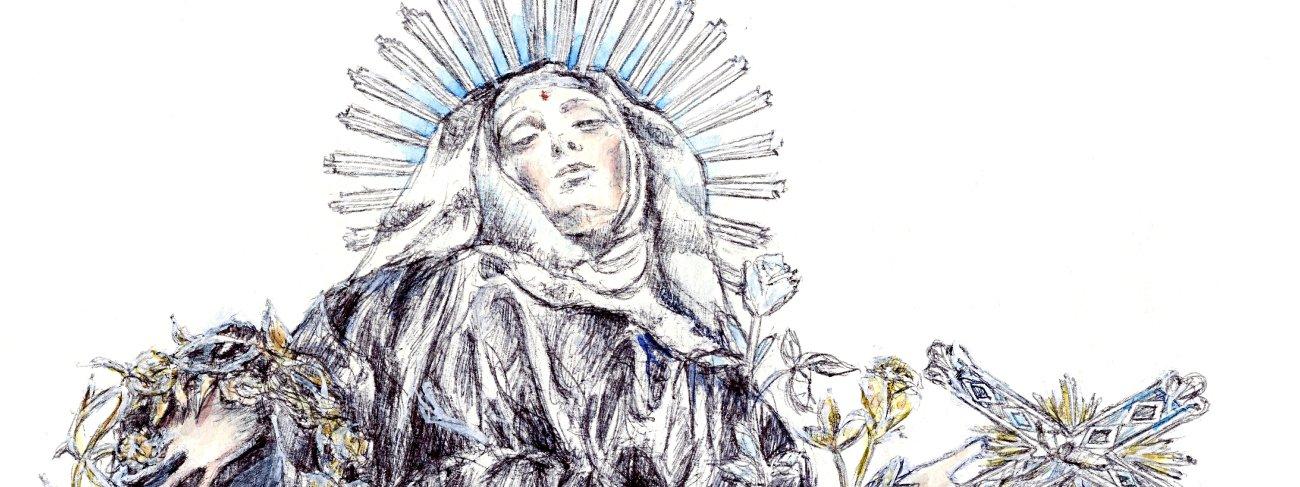 Margherita Lotti: Santa dei casi impossibili e delle rose
