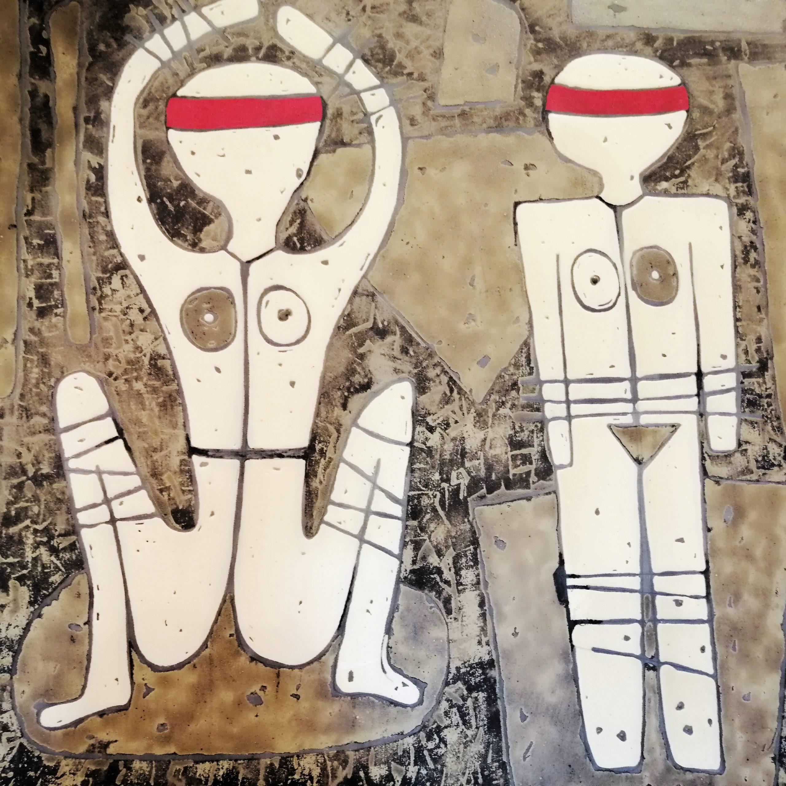 Jorge delgado - real umbria - mostra di arte cubana a Perugia