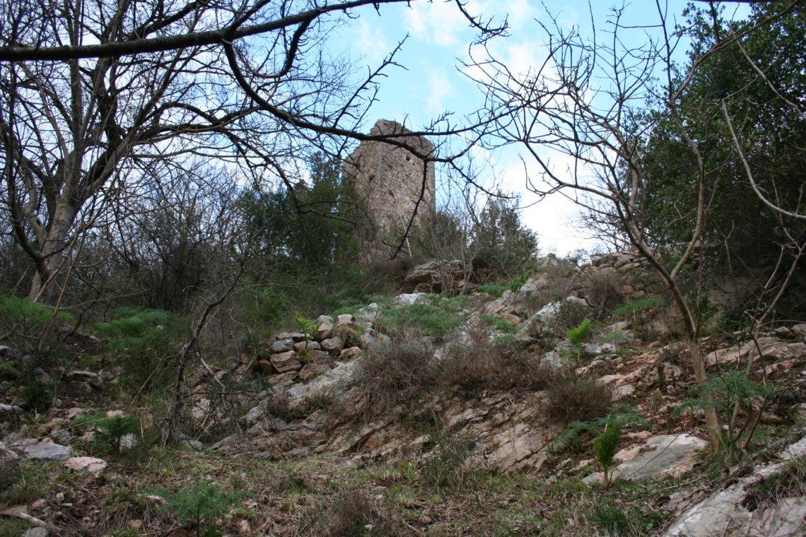 Il paese fantasma di Umbriano tra storia e leggenda