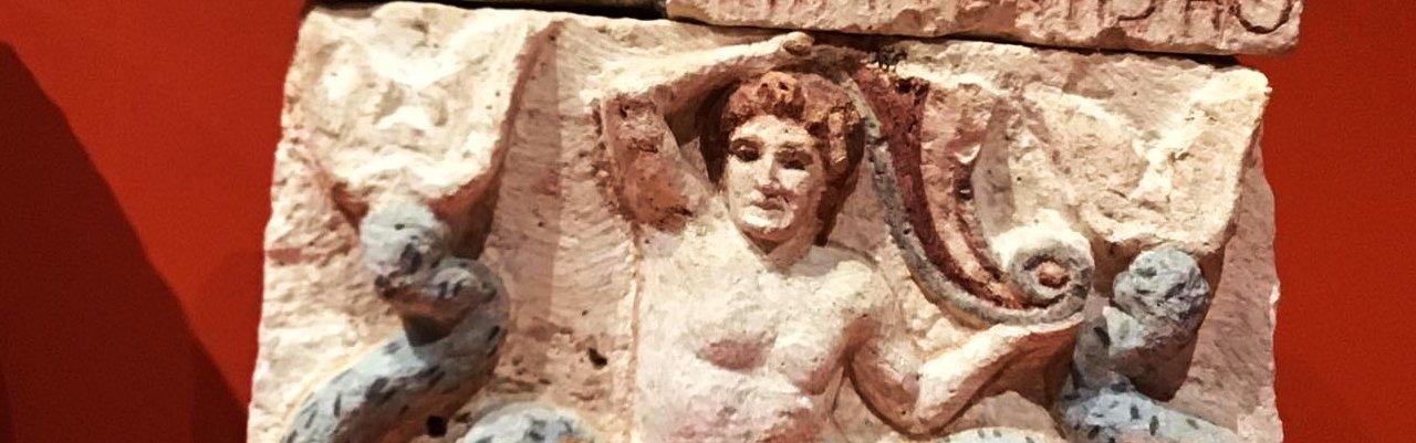 L'Antiquarium di Corciano e i colori degli etruschi