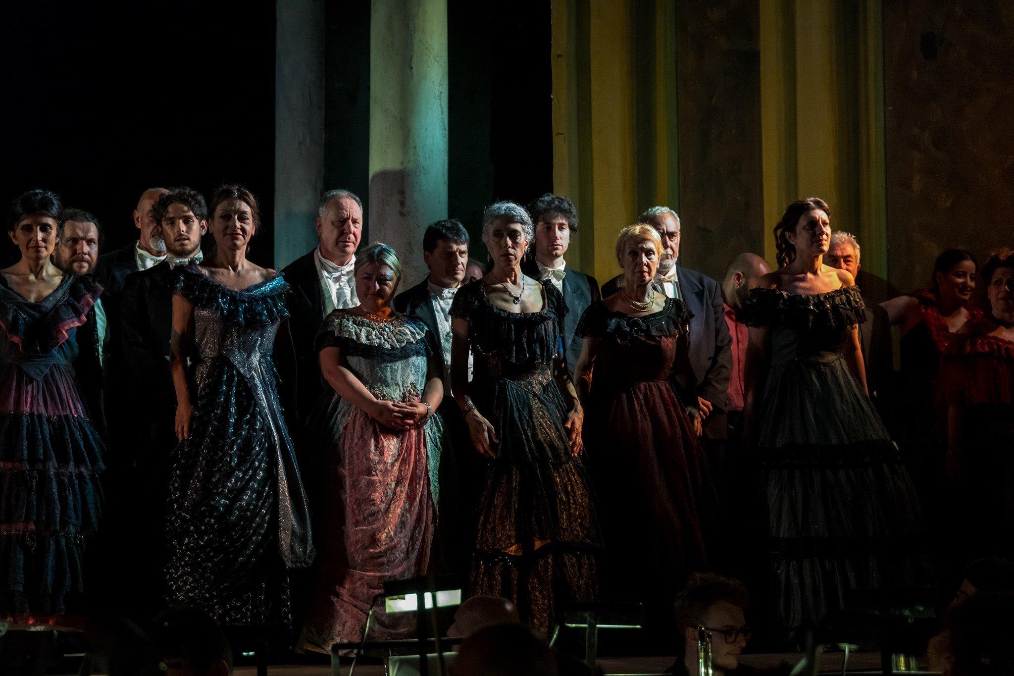 coro lirico dell'Umbria - Grande Lirica Perugia 2021