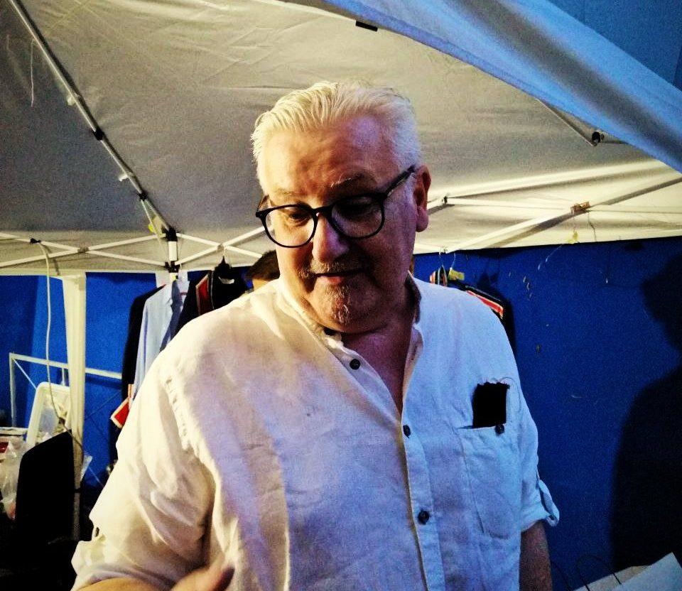 Guido Zamara - regista - il barbiere di siviglia