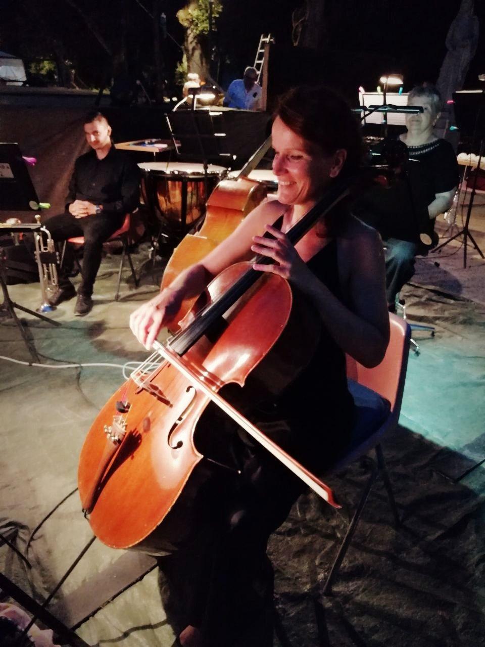 violoncellista - grande lirica perugia