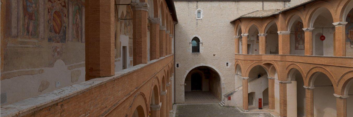 La Rocca Albornoziana di Spoleto