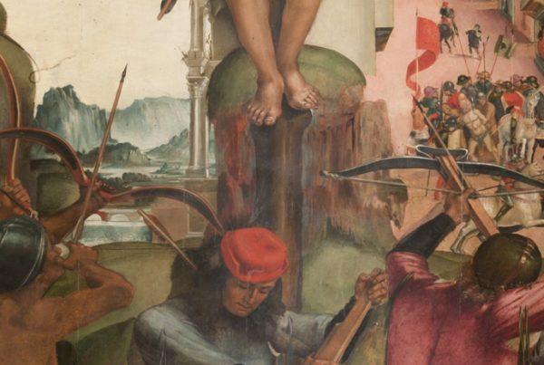 Il Martirio di San Sebastiano